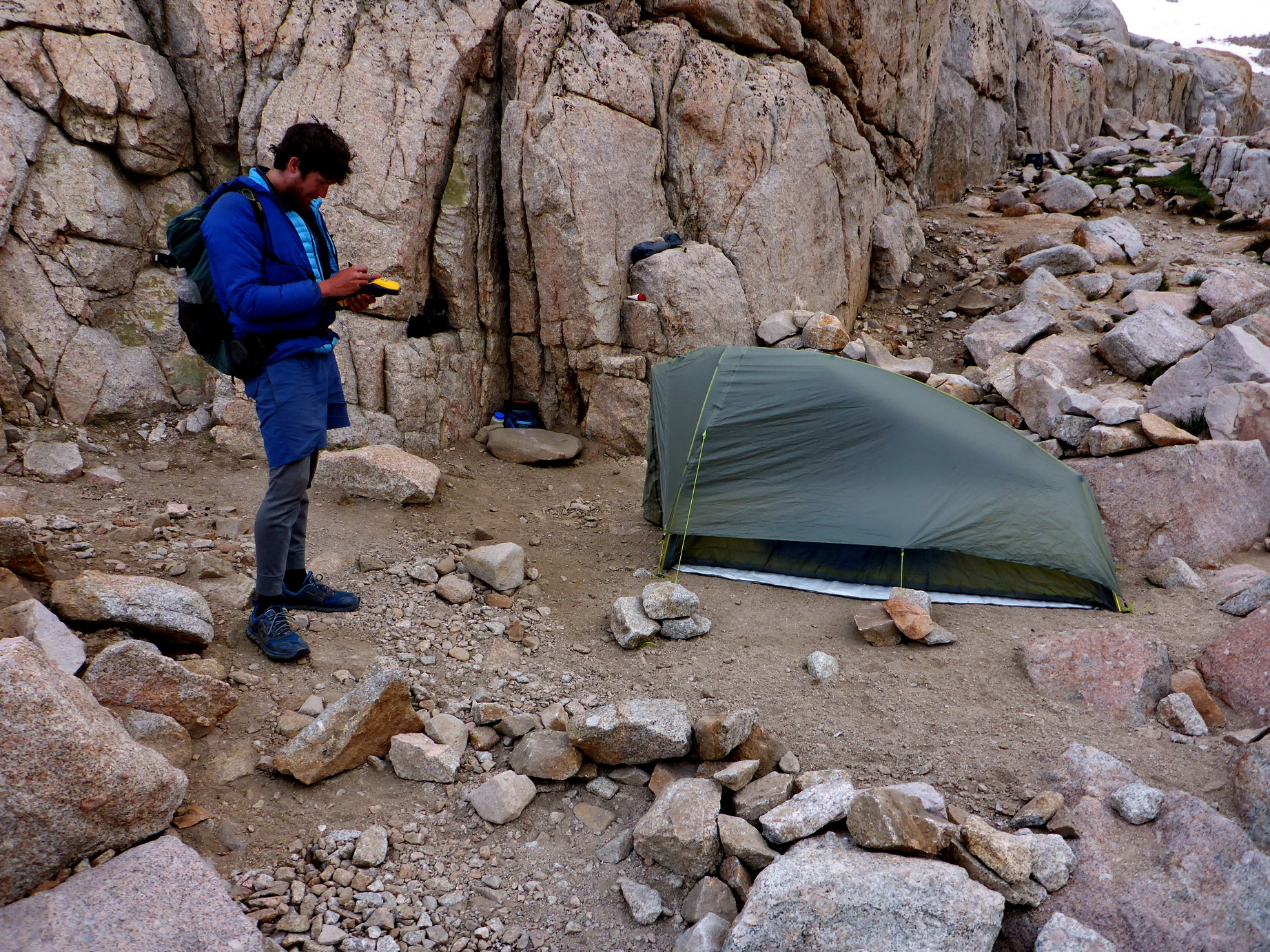Camping Near Waterbodies in Wilderness - Sustainable Camping Management Strategies